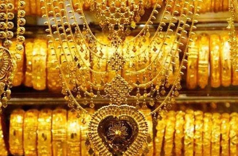 Gold Rate Today : लगातार गिरावट के बाद सोने का भाव स्थिर, चांदी में गिरावट जारी