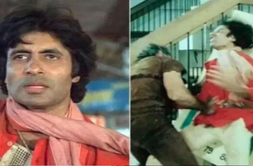 फिल्म कुली हादसे के बाद पुनीत इस्सर से इस तरह से मिले थे अमिताभ, भीड के सामने ले जाकर कही थी ये बात