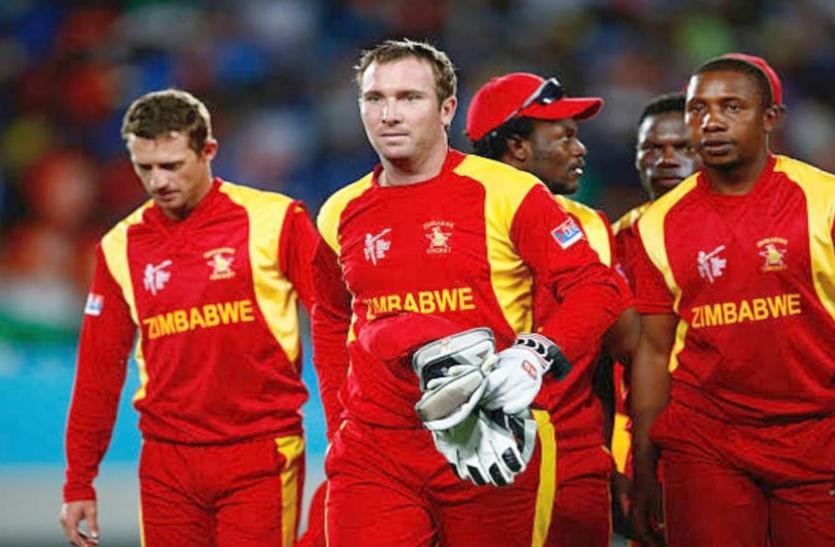 जिम्बाव्वे के दिग्गज बल्लेबाज ब्रेंडन टेलर ने लिया सन्यास, 17 साल का रहा कॅरियर