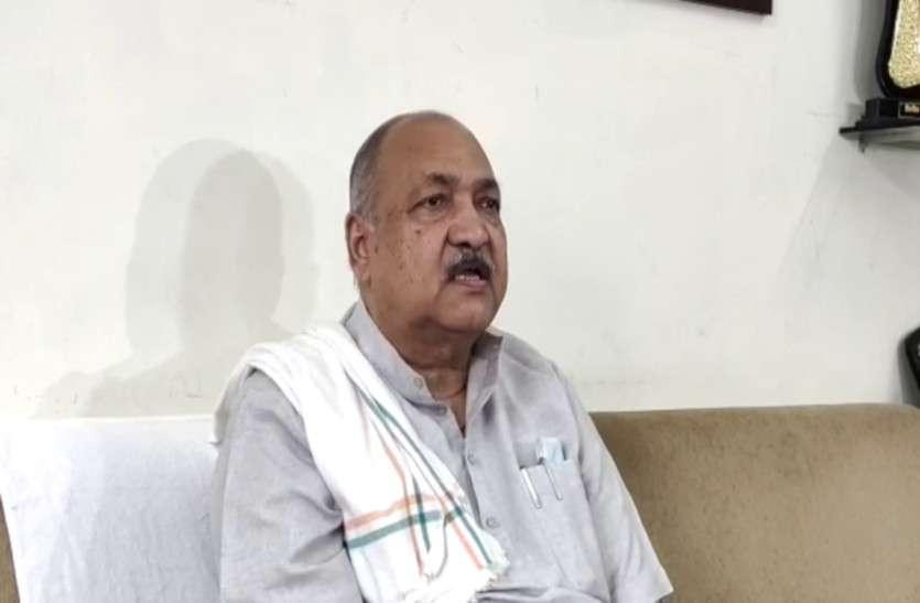BJP के हमले पर कृषि मंत्री का पलटवार, कहा - राज्य में धर्मांतरण शून्य, अगर हो रहा है तो भाजपा नेता FIR क्यों नहीं करवाते?