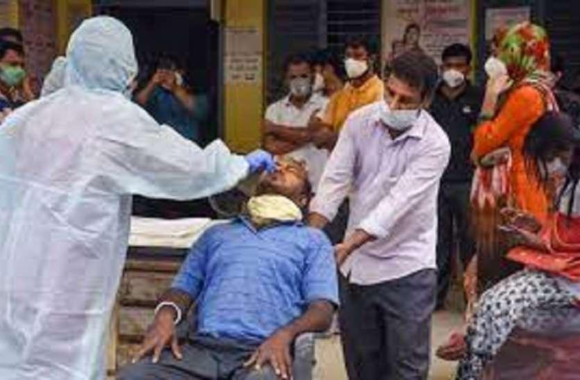 क्या भारत में कम हो रहा कोरोना का कहर, लगातार चौथे दिन नए मामलों में दर्ज की गई कमी