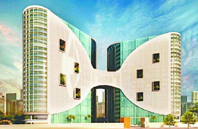 पूर्वांचल की पहली सिग्नेचर बिल्डिंग का आकार तैयार, स्काईवॉक से निहार सकेंगेशिवनगरीकी खूबसूरती
