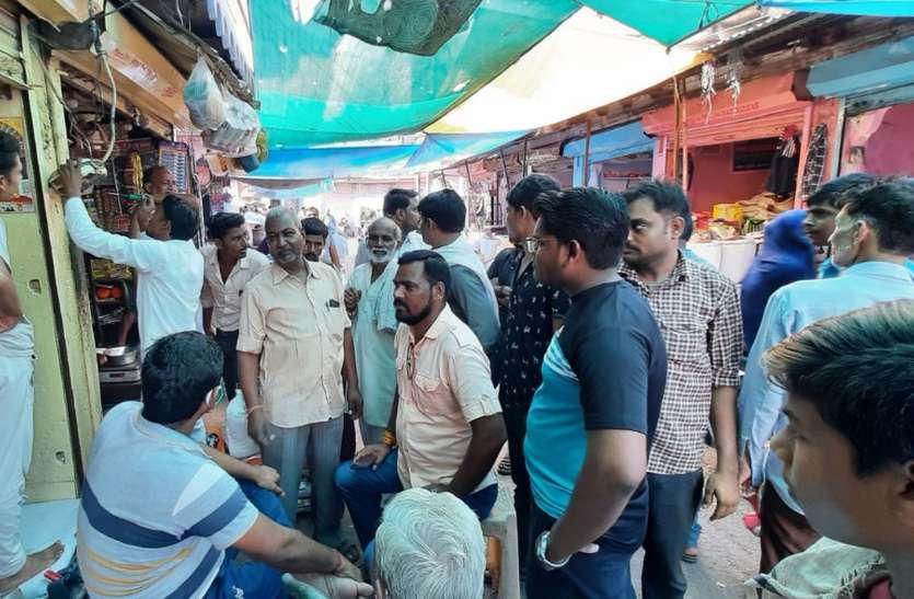 करौली में स्मार्ट मीटर का विरोध जारी, दुकानदारों ने बैरंग लौटाए कार्मिक