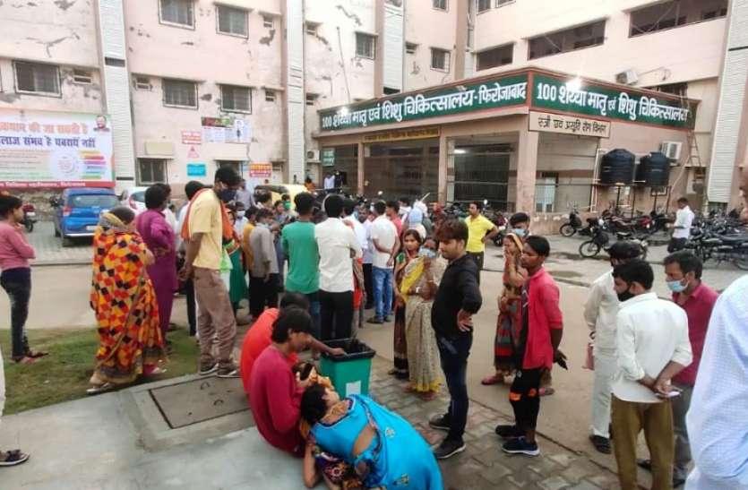 फिरोजाबाद में डेंगू के डंक का शिकार हो रहे बच्चे, अब सात की मौत