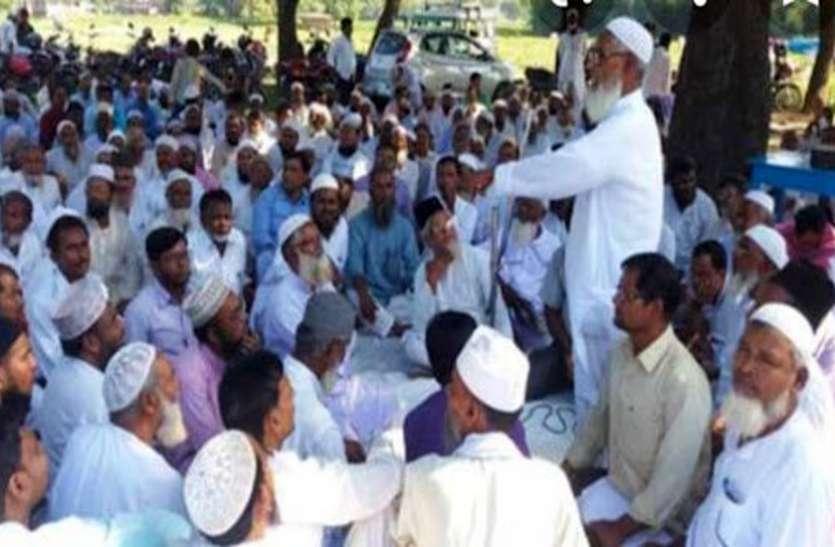 मदरसे में बैठक कर मुस्लिमों ने तालिबान पर कहीं ये बात, जानकर हो जाएंगे हैरान