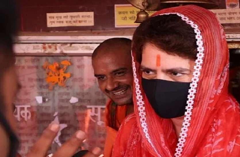 प्रियंका गांधी के रायबरेली में दूसरे दिन के सारे कार्यक्रम रद्द, अचानक लौटेंगी दिल्ली
