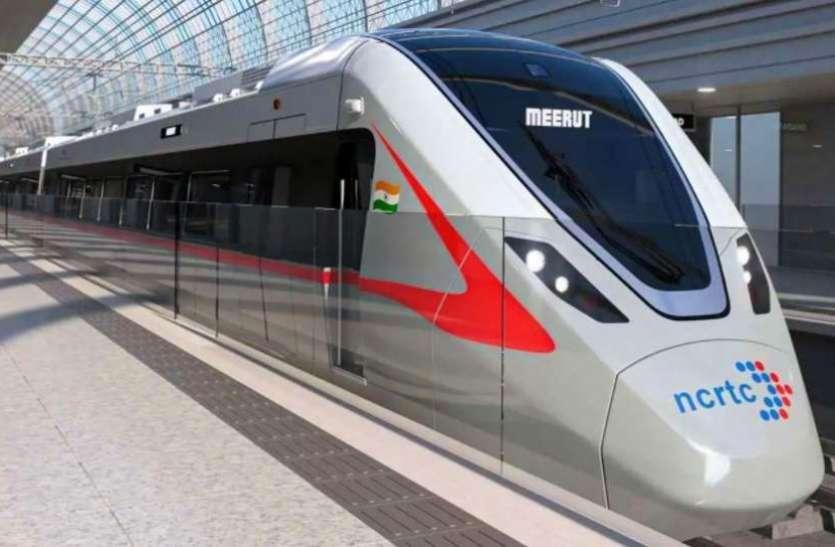 Rapid Rail: सबसे खास रहने वाला है गाजियाबाद रैपिड रेल स्टेशन, 5 मंजिला मॉल बनाने की रफ्तार तेज