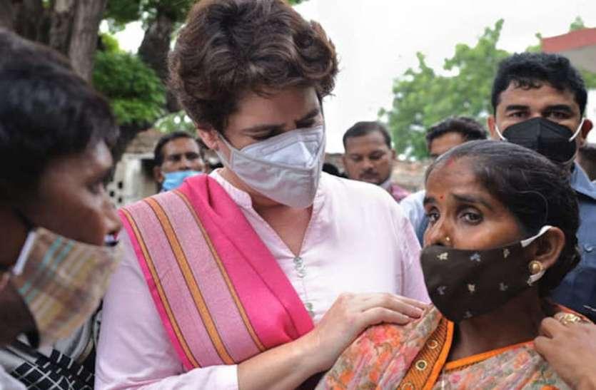 सपा छोड़ कांग्रेस में शामिल हुईं ऋतु सिंह, ब्लॉक प्रमुख चुनाव के दौरान बीजेपी कार्यकर्ताओं से अभद्रता का हुई थीं शिकार