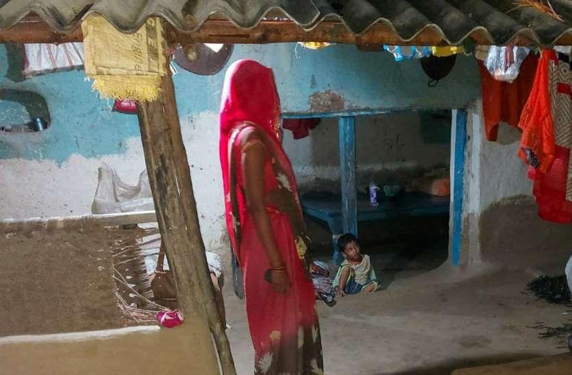 अंधविश्वास के आगे ममता का घुटा दम: 10 माह के बच्चे की हत्या का शक, हिरासत में मां