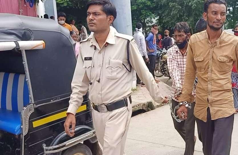 अहमदाबाद के 5 लोगों को कोतवाली पुलिस ने किया गिरफ्तार