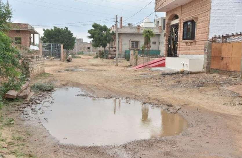 बस्तियों में परेशानी, विकास ने झांका तक नहीं