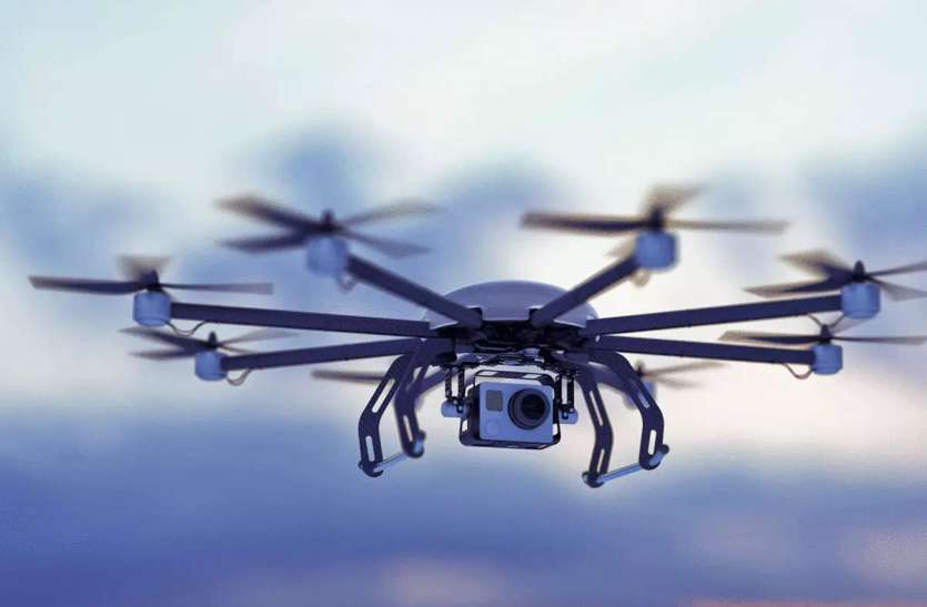 आईसीएमआर और आईआईटी बॉम्बे को मिली ड्रोन उड़ाने की मिली छूट