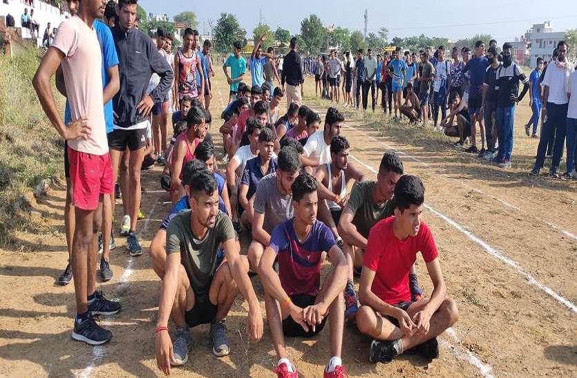 ग्रामीण ओलंपिक खेलों में50 लाख खिलाड़ी एक ही दिन में भाग लेंगे