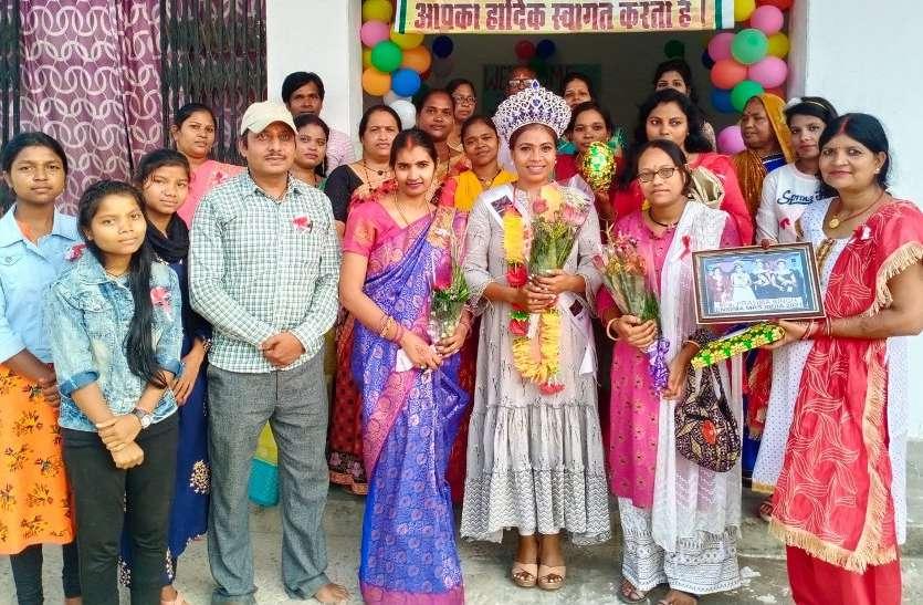 प्रतिमा ने जीता मिसेज इंडिया का खिताब, फैशन में कम जागरुक क्षेत्र से होने के बावजूद पाई उपलब्धि