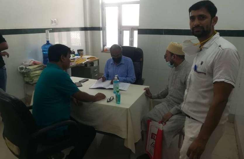 प्रतापगढ़ में हो रहा कैंसर का उपचार, अन्य राज्यों से पहुंच रहे मरीज