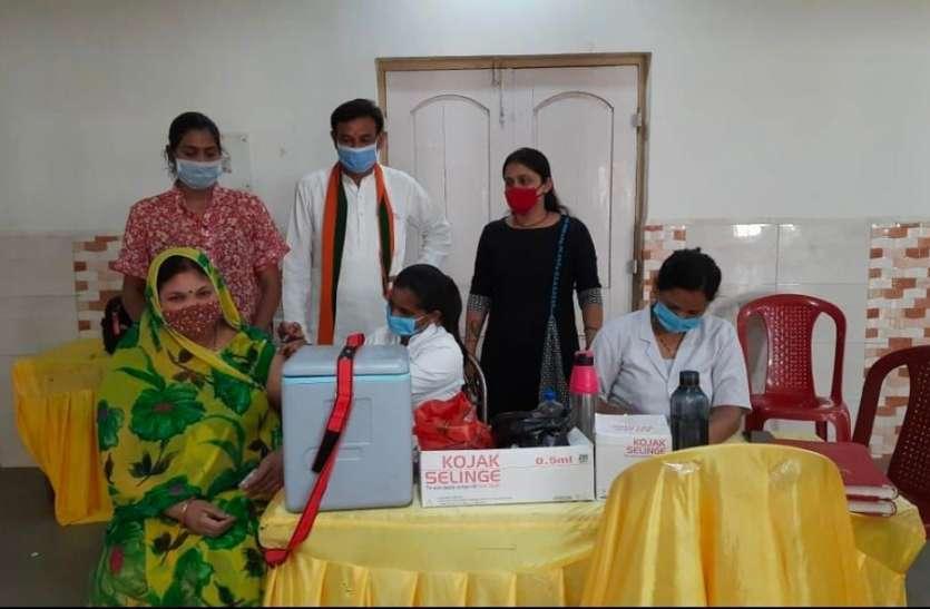 17 को कोविड वैक्सीनेशन का महाअभियान, छूटे व्यक्तियों का प्राथमिकता से होगा टीकाकरण