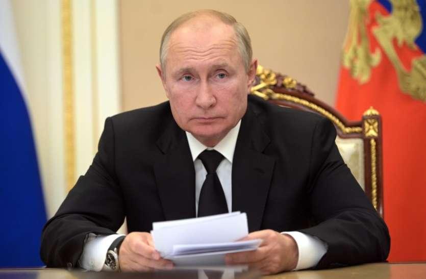 कोरोना: रूस के राष्ट्रपति व्लादिमीर पुतिन हुए क्वारंटीन, मिलने वाले करीबियों में संक्रमण की पुष्टि