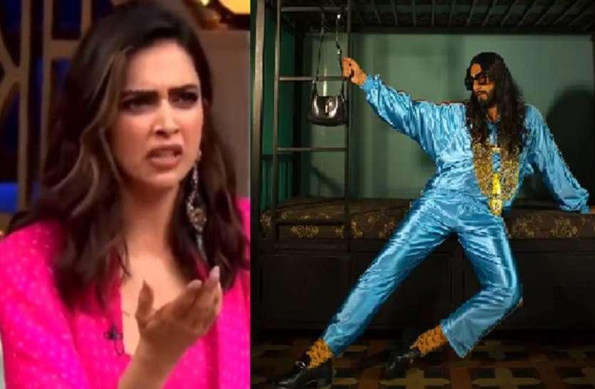 जब डांस करते हुए फट गई थी Ranveer Singh की पैंट, दीपिका को पार्टी छोड़ लगाने पड़े थे टांके