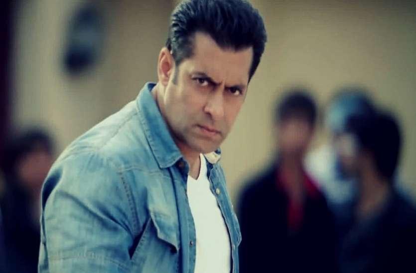 जब निर्देशक ने गुस्से में पकड़ लिया था सलमान खान का कॉलर, खानी पड़ी थी एक्टर की मार