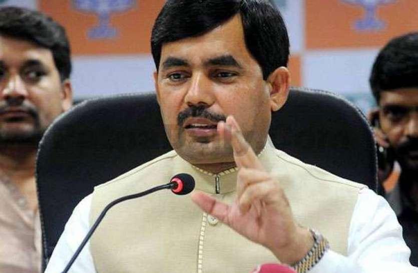 'नीतीश कुमार के पीएम मैटेरियल' पर बोले शाहनवाज हुसैन, कहा- PM मोदी के रहते नो वैकेंसी