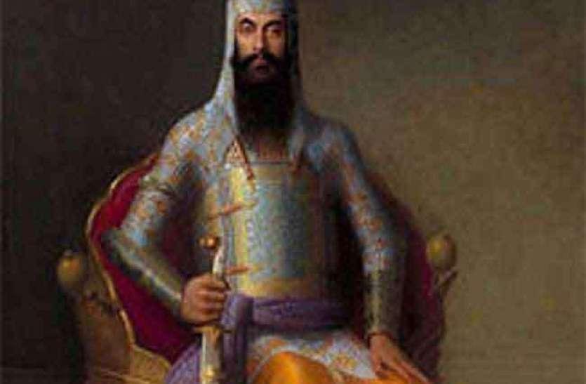 महाराजा रणजीत सिंह को क्यों खाने पड़े थे सौ कोड़े ?