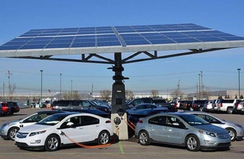 राजस्थान में नजर आएगा सौर ऊर्जा और इलेक्ट्रिक वाहन का तालमेल
