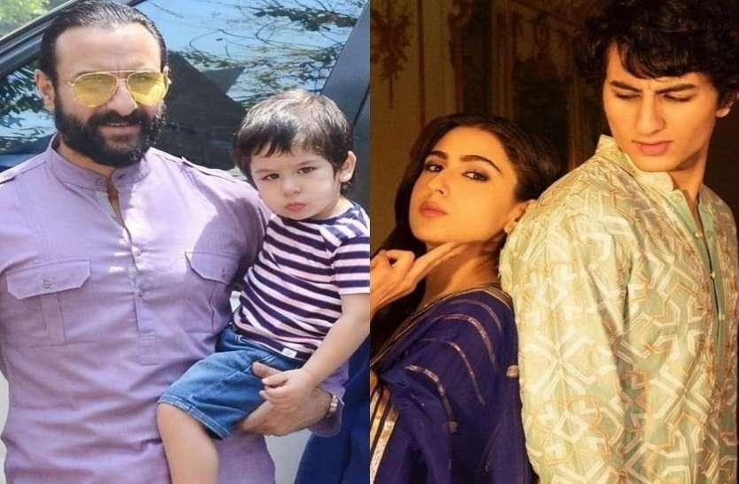 चार बच्चे होने के कारण अब सैफ अली खान को सताने लगा है इस बात का डर