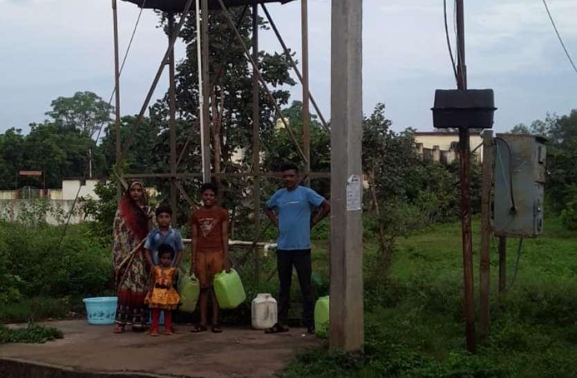 दो जिलों की प्यास बुझाने वाले तवानगर में जलसंकट