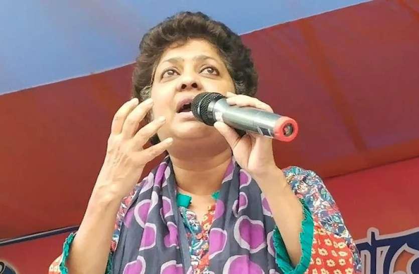 Arpita Ghosh Resignation: TMC सांसद अर्पिता घोष ने राज्यसभा से दिया इस्तीफा