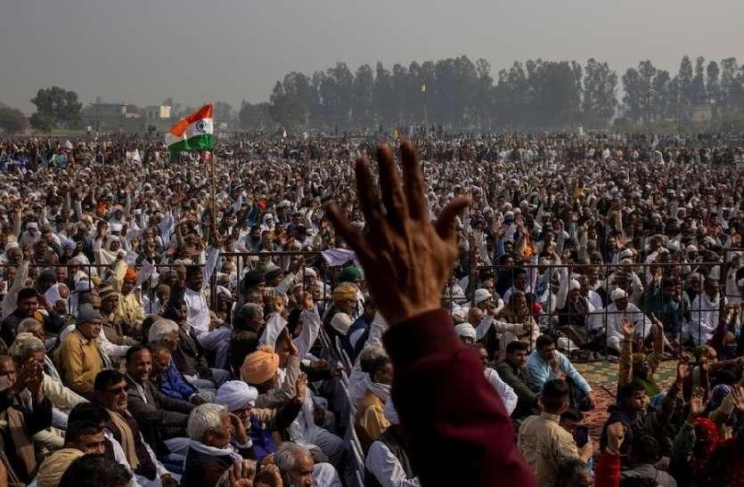 आपकी बात, क्या किसान आंदोलन का राजनीति पर प्रभाव होगा