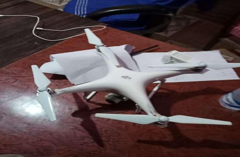 अयोध्या में वर्जित क्षेत्र में मिला ड्रोन कैमरा, अज्ञात के खिलाफ मुकदमा दर्ज