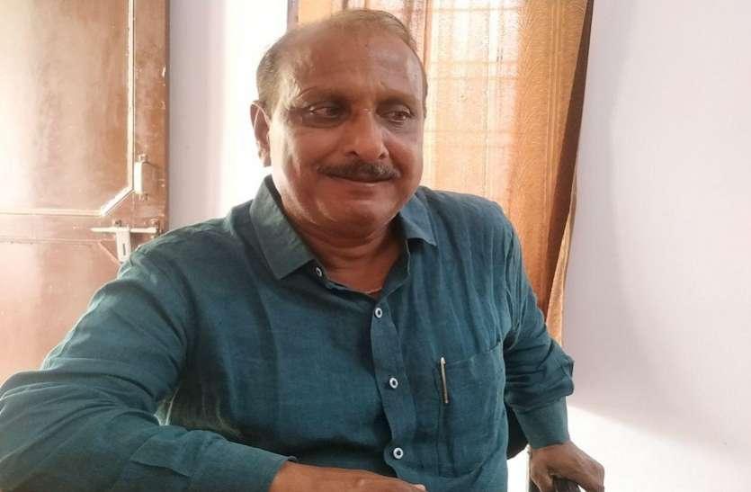 Jhalawar Municipal Counci...सभापति बोले : डस्टबिन फ्री शहर बनाएंगे, हर वार्ड में होंगे तीन लाख रुपए के काम