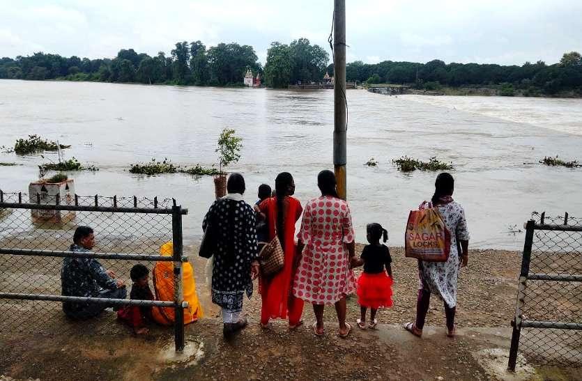 पहली बार सितंबर महीनेमें मानसून हुआ मेहरबान, दुर्ग जिले में 24 घंटे में 121.4 मिमी बारिश, किसान के चेहरे खिले