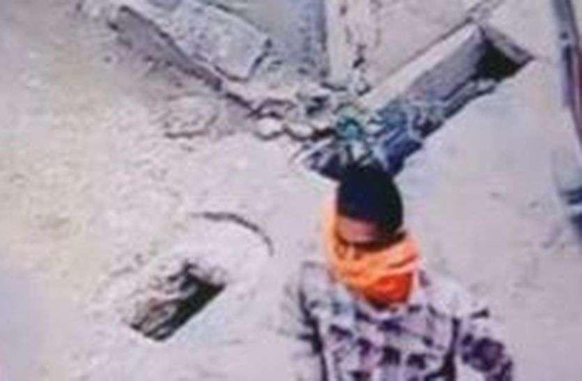 कोटा में फिर वारदात : महिला के गले से चेन झपट ले गया बदमाश