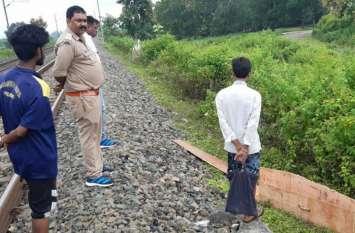 चलती ट्रेन के पार्सल कोच से गायब हो गया महिला का शव,रेलवे के दो जोन में हड़कम्प