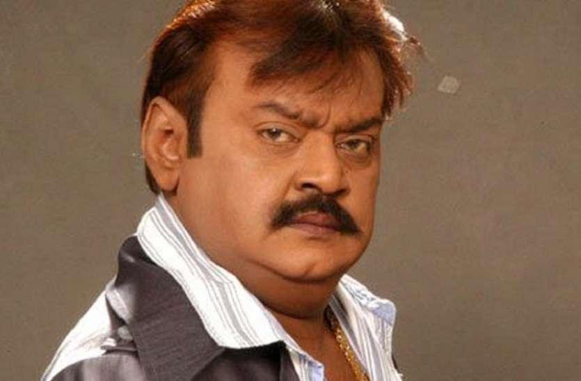 तमिलनाडु निकाय चुनाव अकेले लड़ेगी डीएमडीके: विजयकांत