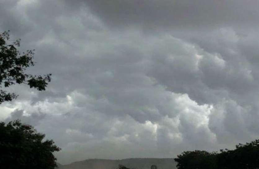 UP Weather: पूर्वांचल में बारिश से खुशनुमा हुआ मौसम, पारा गिरने से गर्मी से राहत