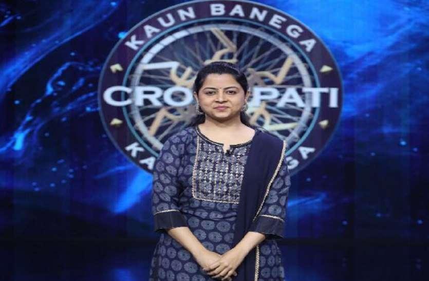 कलेक्टर बनना चाहती है रायपुर की केबीसी हॉटसीटर मोनिका