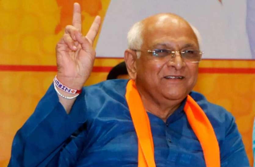 गुजरात: मुख्यमंत्री भूपेंद्र पटेल ने अपने पास कई मंत्रालय रखे, नए नामों का किया ऐलान