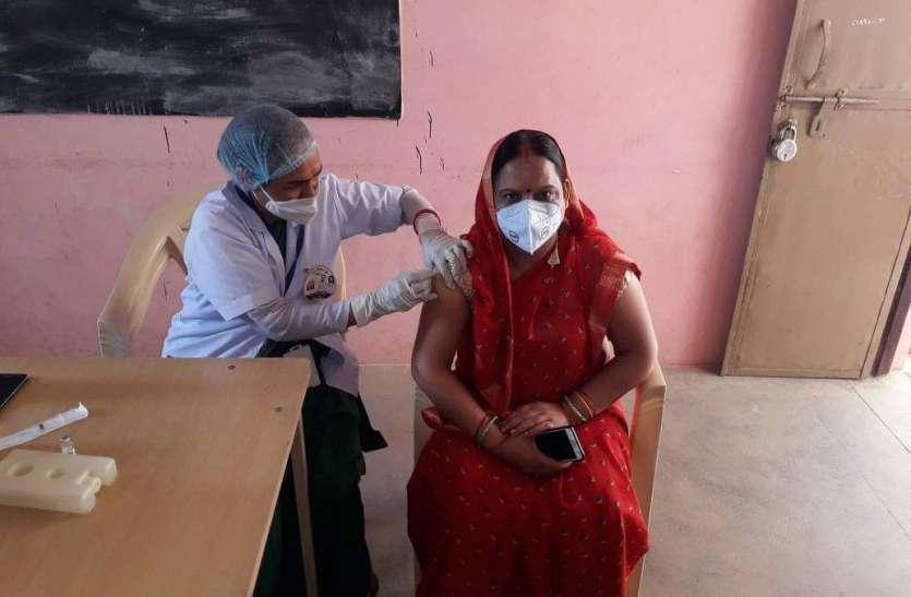 कोविड टीकाकरण महाअभियान 3.0 जिले में आज