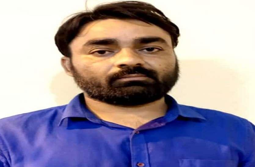 जासूसी के आरोप में इण्डेन गैस एजेन्सी का संचालक गिरफ्तार