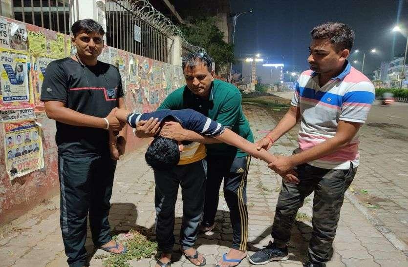 दिल्ली में फॉगिंग करते तो जयपुर में युवाओं की मदद से दबोचे 'मुन्नाभाई'