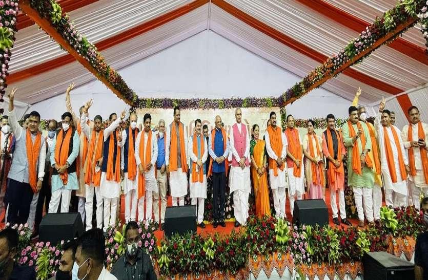Gujarat: सीएम भूपेन्द्र पटेल ने खुद रखा गृह विभाग, कनू देसाई नए वित्त मंत्री