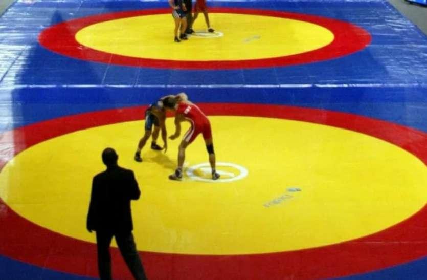 कोल्हापुर में मैट पर होगी कुश्ती स्पर्धा
