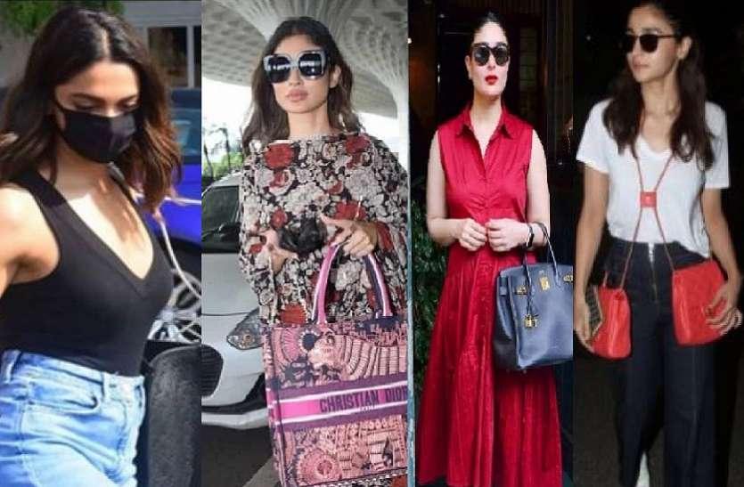 इन मशहूर अभिनेत्रियां को है मंहगे बैग रखने का शौक, जिसकी कीमत जानकर उड़ जाएंगे होश