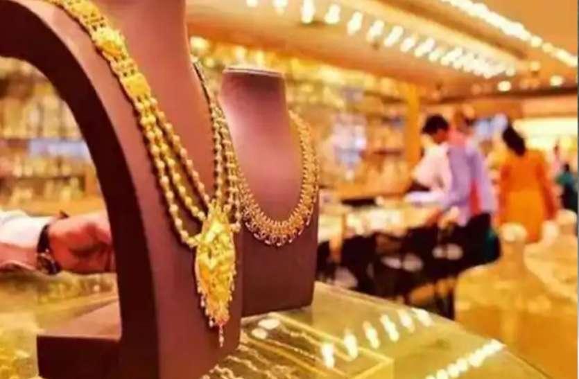 Gold Silver Price Today : सोने में भारी गिरावट, चांदी भी हुई सस्ती, खरीदारों के लिए अच्छा मौका