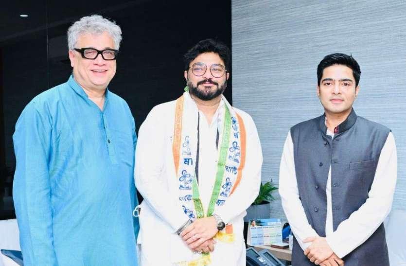 West Bengal: बाबुल सुप्रियो ने BJP का छोड़ा दामन, अभिषेक बनर्जी की मौजूदगी में TMC में हुए शामिल