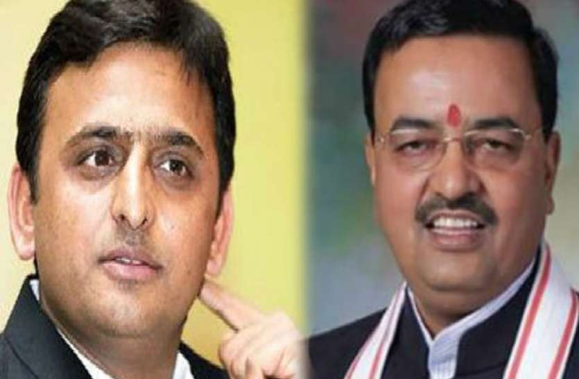 अखिलेश यादव ने कहा सरकार आई तो बनवाएंगे विश्वकर्मा मंदिर, केशव प्रसाद मौर्या ने कहा यह भाजपा की वैचारिक जीत