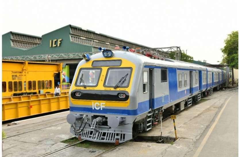 Dream of Memu Train : जबलपुर में चल गई, कोटा में कब चलेगी मेमू टे्रन