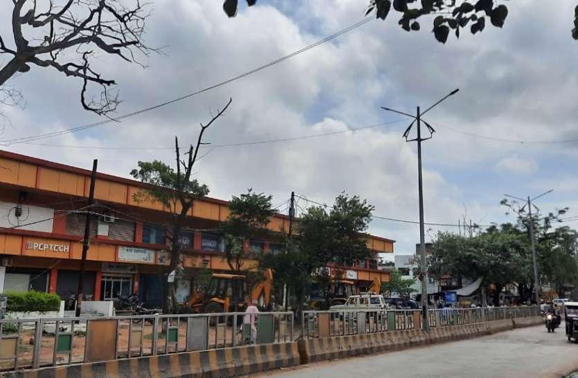 छतरपुर जिले में अभी जारी रहेगी रिमझिम बारिश